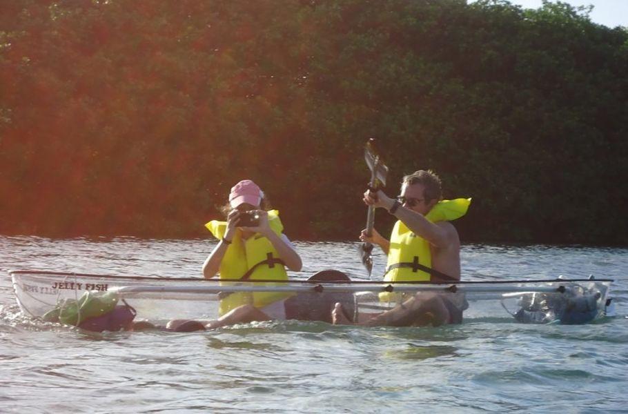 manglares Kayak Rolling San Andrés 17