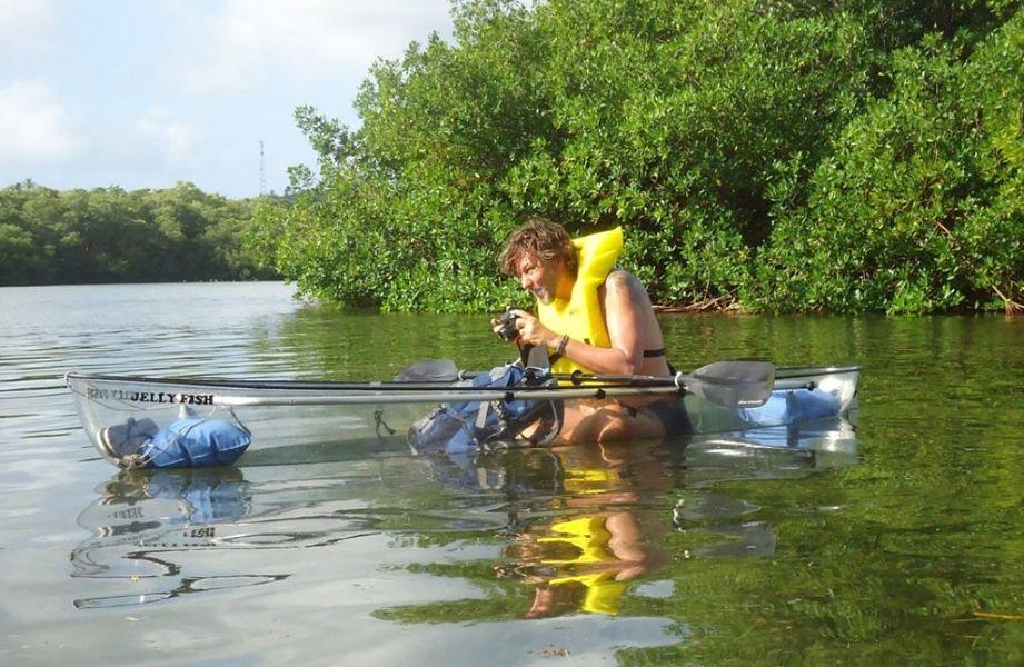 manglares Kayak Rolling San Andrés 18