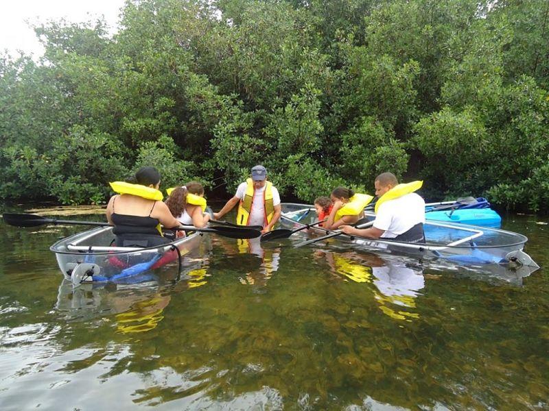 manglares Kayak Rolling San Andrés 5