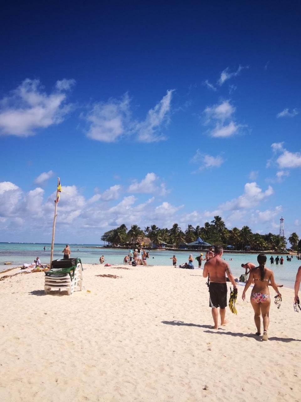 vip beach en isla de san andrés