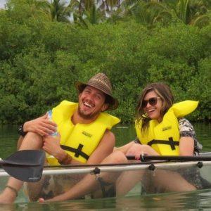 Manglares en kayak